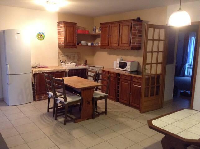 Appartement accueillant de 2 pieces