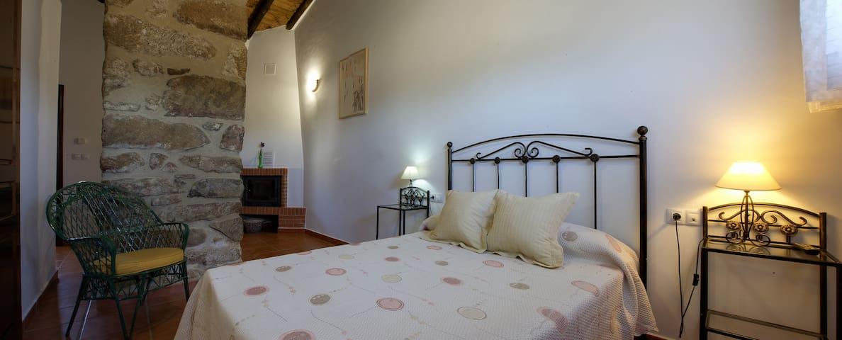 Casa Rural Las Gamitas-Habitacion4 - Almoharín - Casa