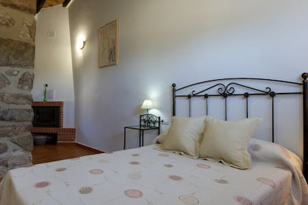 Casa Rural Las Gamitas-Habitacion4 - Almoharín - Rumah