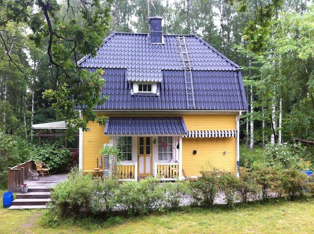 Vackert hus i Skärgården - Vaxholm - Casa