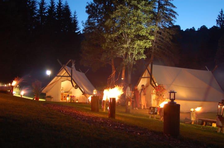 KATEYA - Lodge insolite & glamour