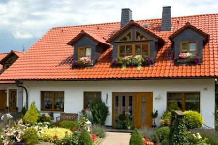 Haus Ulstertal - Ferienwohnungen - Ehrenberg (Rhön) - Pis