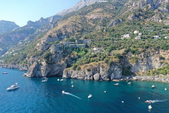 Amalfi coast full day cruise