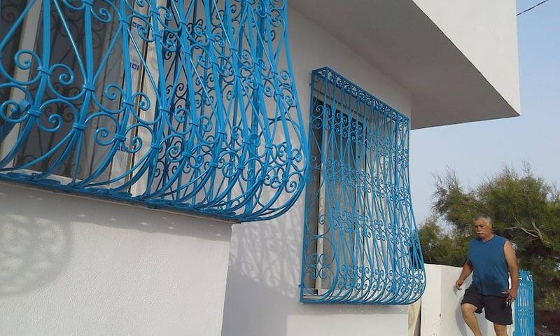 villa kelibia plage Tunisi bord mer&plage - Kelibia - Villa