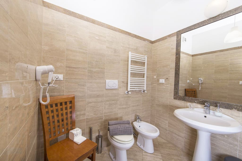 Room #1 - big room for 2 people with AMAZING PANORAMIC VIEW and with private Bathroom ensuite