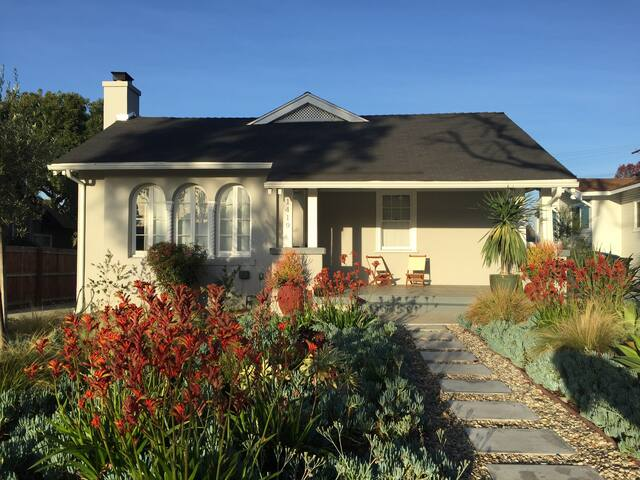 Beautiful Bright California home
