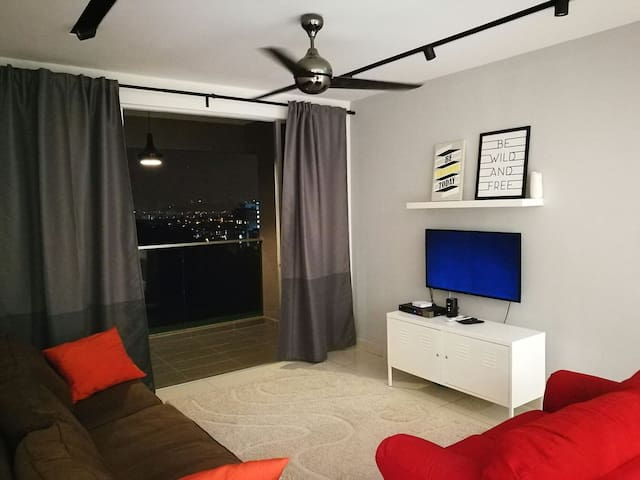 Apartment by the Forest - Free Fresh Air - Puchong - Apartment