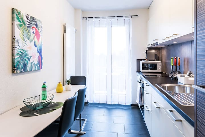 Budget 1 Bedroom Apartment in central location