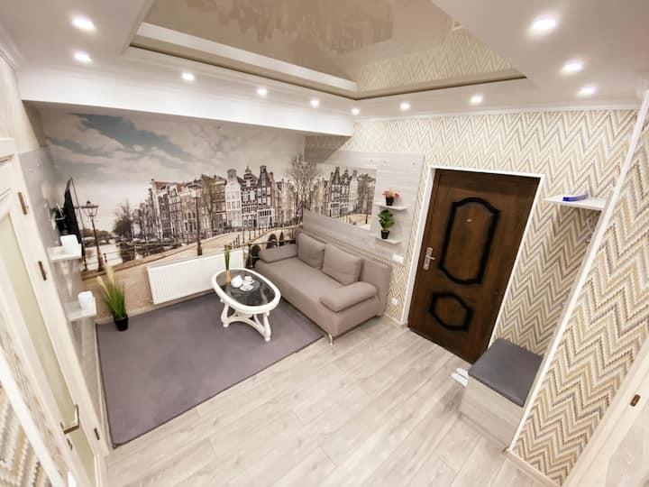 **** VIP **** Apartment CHIȘINĂU – LevTolstoi 8A2.