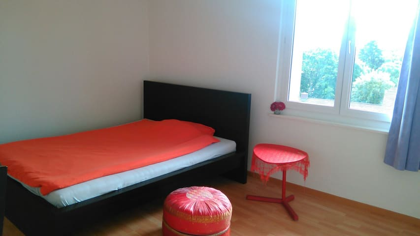 Quiet,close to Zürich city centre&airport big room - Zurique - Apartamento