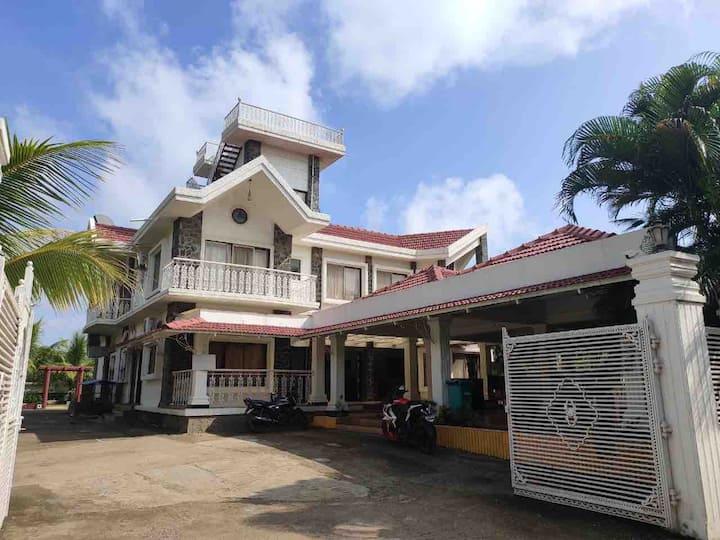Holiday Home @ Kashid Beach Alibaug