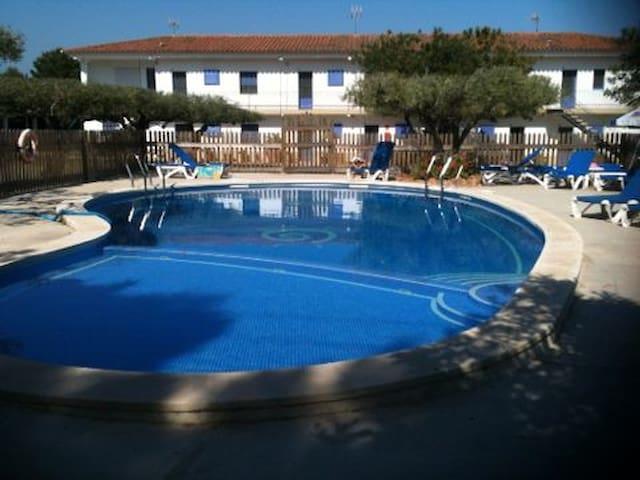 Apartamento 2hab. sol y playa - Mont-roig del Camp - Daire