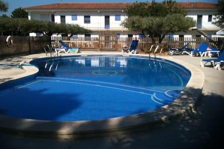 Apartamento 2hab. sol y playa - Mont-roig del Camp - Wohnung
