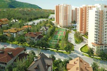 Уютная квартира 45 кв.м. на первом этаже - Gelendzhik - Apartment