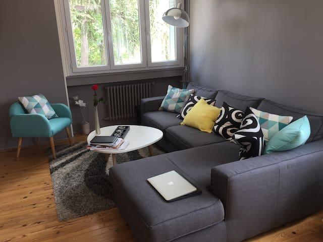 Agréable appartement style design