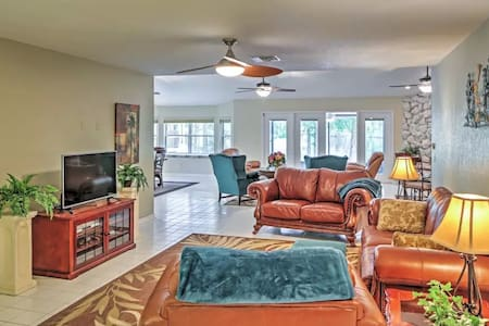 Captivating 3BR Dunnellon House - Dunnellon