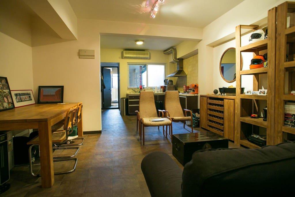 Living area still