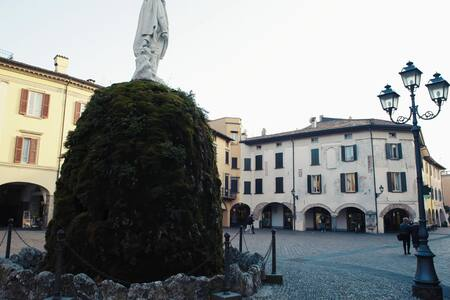 B&B In Centro, Iseo, Camera Lilium - Iseo - Bed & Breakfast