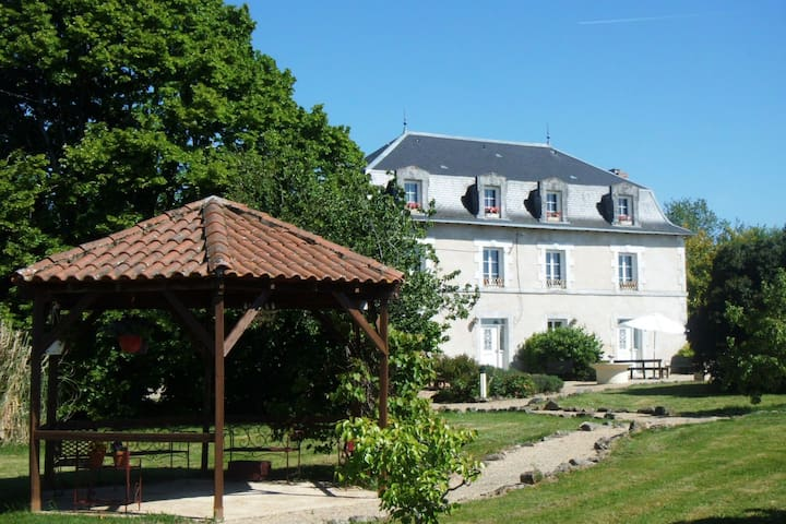 Beautiful mansion nearby the village Saint Saud in the beautiful Dordogne