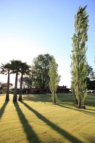 Campo & Polo de ensueño de 75 acres - Fatima - Villa