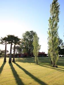 Campo & Polo de ensueño de 75 acres - Fatima