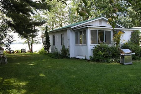 Cottage on Lake Champlain! - Swanton - House