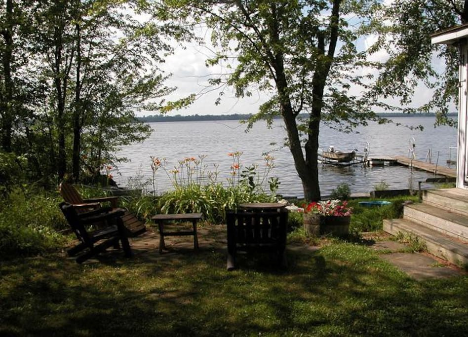 Cottage on lake champlain cottages for rent in swanton for Lake champlain cabins and cottages