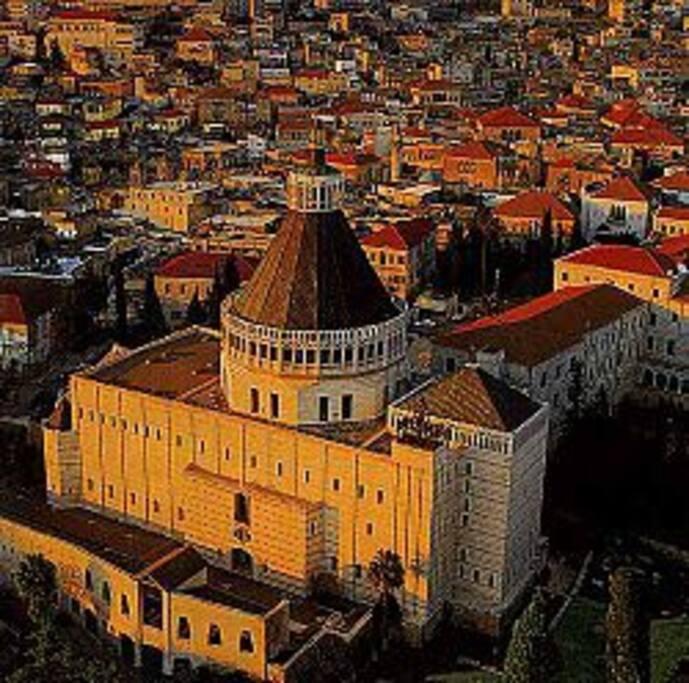 Nazareth - 15 minutes from Afula
