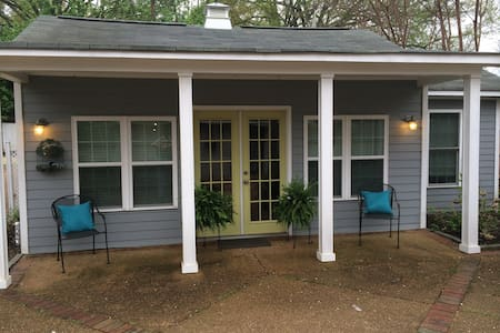 Guest Cottage near Midtown Memphis - 멤피스(Memphis)