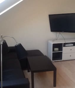 Hyggelig lejlighed midt i Odense C - Odense