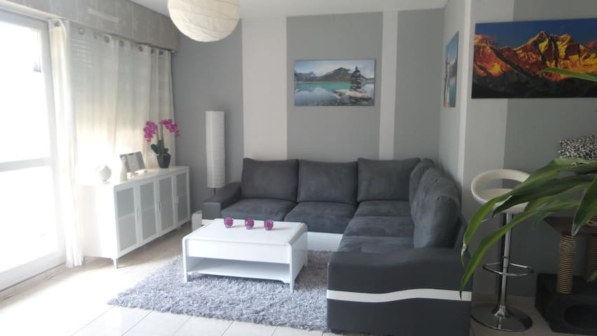 Appartement entier - Dijon - Apartamento