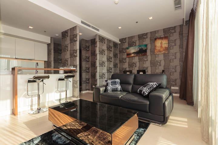 Exclusive 1Br luxury apartment.