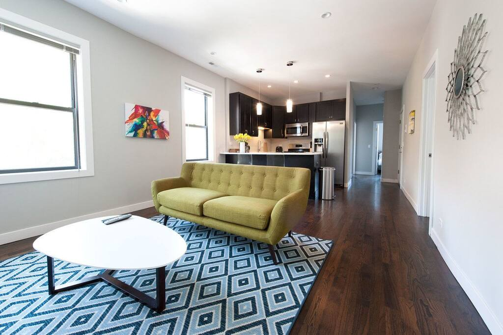 Hip 3br In Bucktown By Sonder Apartments For Rent In Chicago Illinois United States