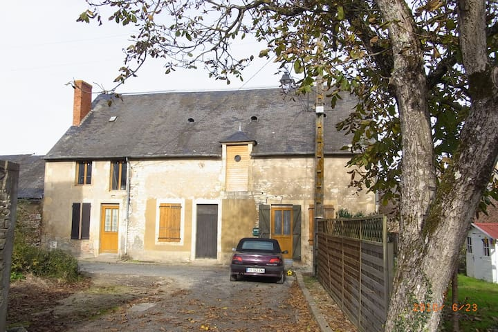 maison  - Bengy-sur-Craon - House