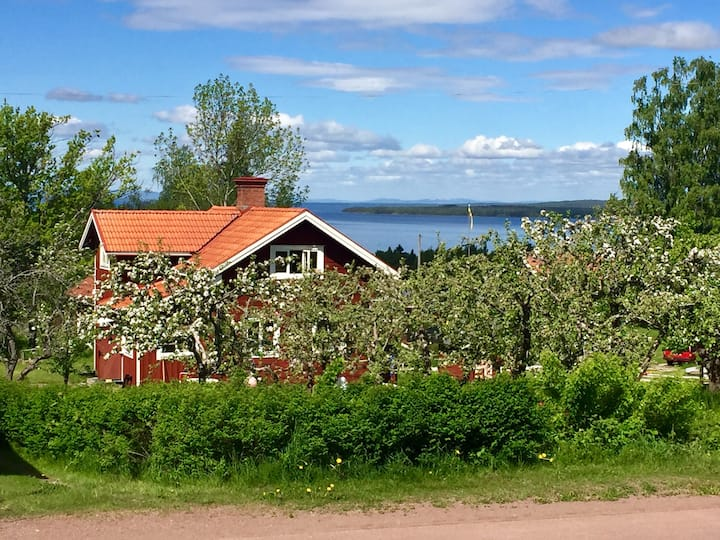 Own house in the heart of Tällberg