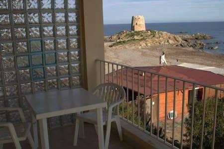 VISTA TORRE 4monolocale su spiaggia - Torre di Bari - 公寓