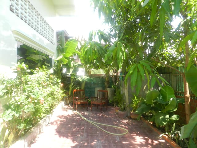 Lovely house for rent in Battambang - Krong Battambang - House