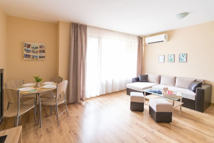 Domus Apartment -Cozy & Light,Top Central Location