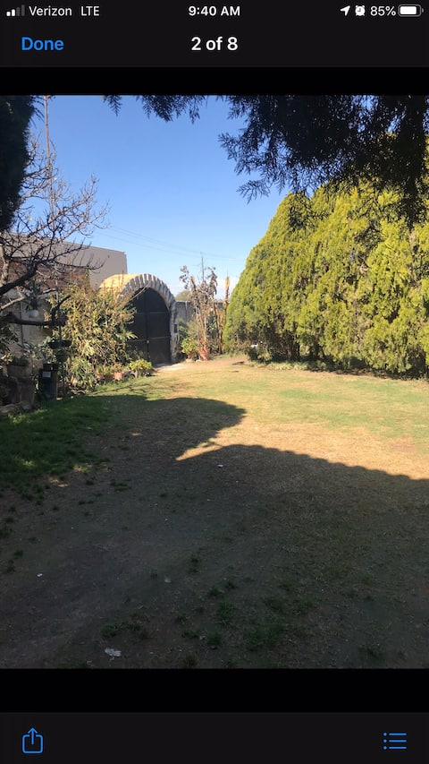 La cabaña # 2 10 mins from Gdl airport