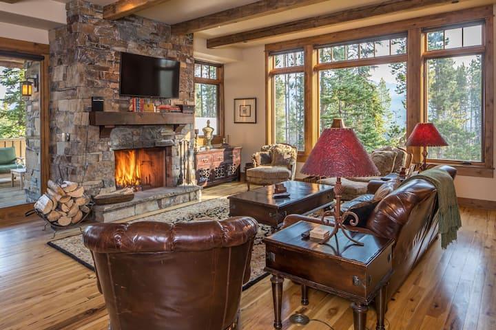 Big Sky Vacation Rentals: Cowboy Heaven Luxury Suite 3B