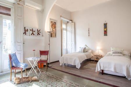Cozy Spacious double bedroom - 巴伦西亚 - 公寓