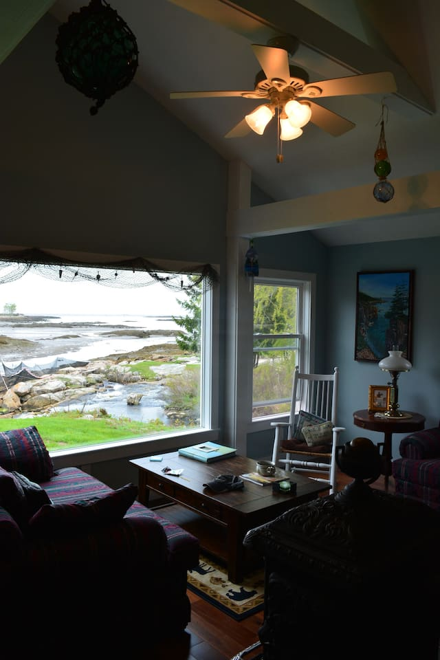 View from the main room