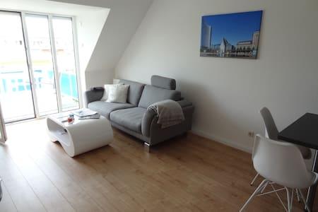 Moderne Ferienwohnung in Leipzig Schleußig - Leipzig - Apartment