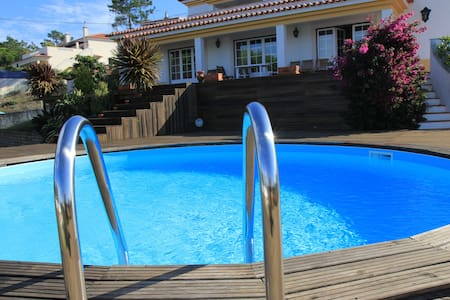 Luxury Villa with private pool - Nadadouro - Casa