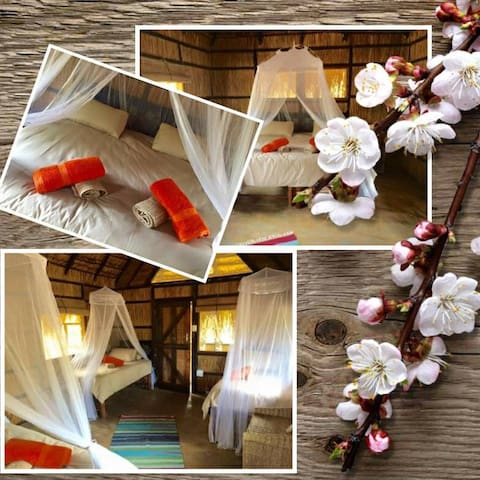 4 Sleeper Cabanas within Lodge - Tofo Beach - Otros