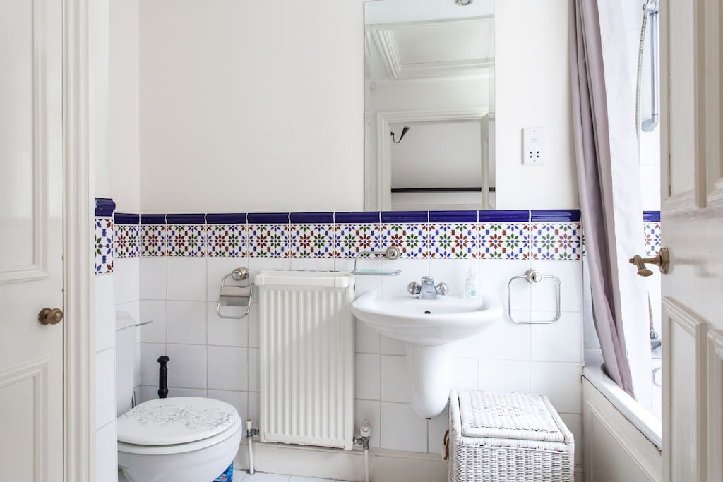 This is the Ensuite Bathroom