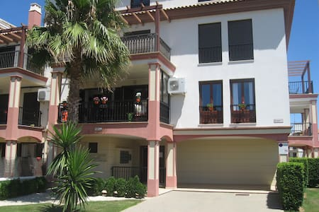 Apartment in Costa Esuri, Ayamonte - อะยามอนเต - อพาร์ทเมนท์