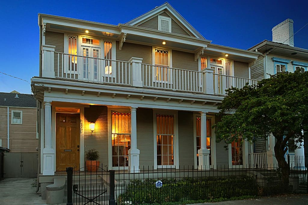 Luxury 5 Br Lower Garden District H User Zur Miete In New Orleans Louisiana Vereinigte Staaten