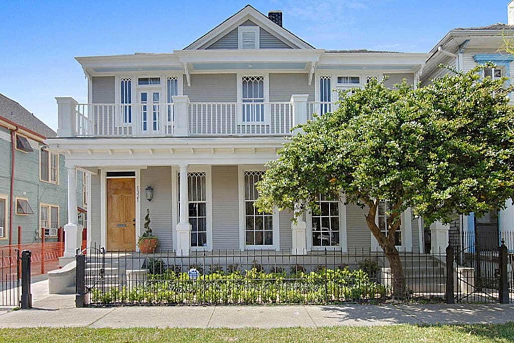 Luxury 5 Br Lower Garden District Maisons Louer La Nouvelle Orl Ans Louisiane Tats Unis
