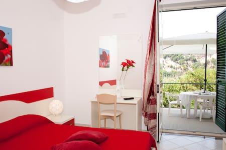Albachiara-Amalfi coast (Path of Gods)-Poppy room